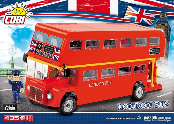 Action Town - London bus