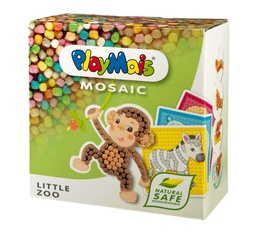 [160180] PlayMais® MOSAIC Little Zoo