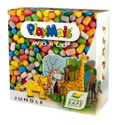 [160021] PlayMais® Classic WORLD Jungle