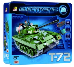 [COBI-21904] Electronic - T-72 Tanque con Bluetooth