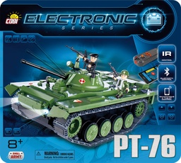 [COBI-21906] Electronic - PT-76 Tanque con Bluetooth