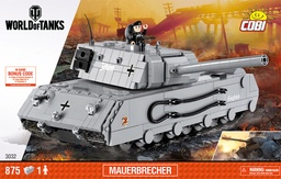 [COBI-3032] Small Army - World of Tanks - Mauerbrecher