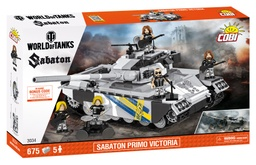 [COBI-3034] Small Army - World of Tanks - Sabaton Primo Victoria