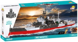 [COBI-3082] Small Army - World of Warships - HMS Warspite
