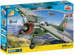 [COBI-5516] Small Army - PZL P.11c