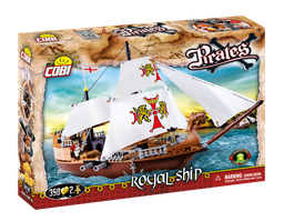[COBI-6018] Pirates - Barco real