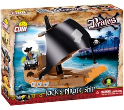 [COBI-6019] Pirates - Bote de Jack