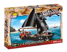 [COBI-6020] Pirates - Buque pirata
